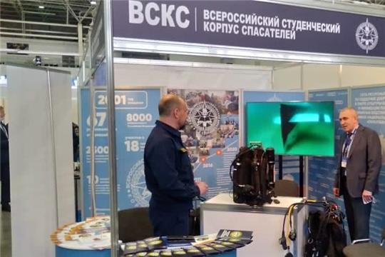 Олег Яковлев принимает участие в Международном салоне «Комплексная безопасность-2021»