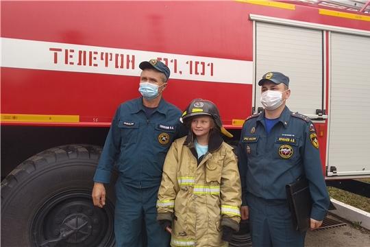 Познавательные занятия с учащимися школ Красночетайского района