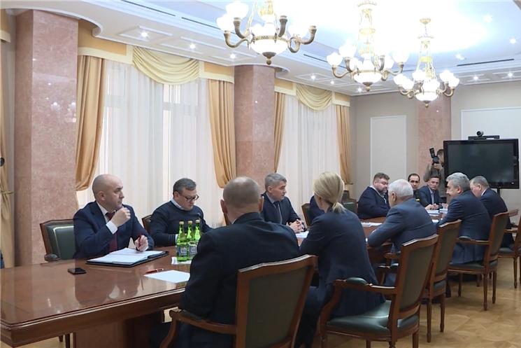 Участники встречи обсудили результаты совместной работы в прошлом году и  наметили планы на этот.