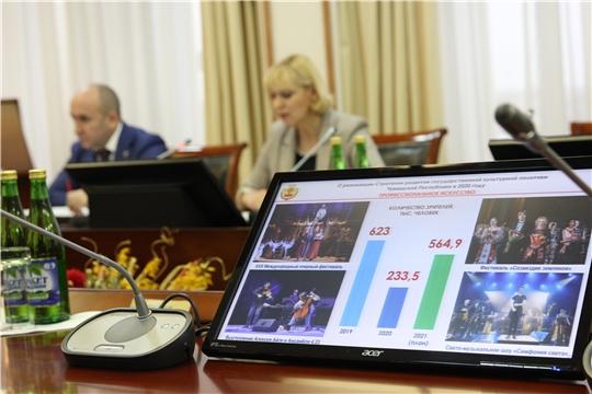 Еженедельное совещание в Доме Правительства
