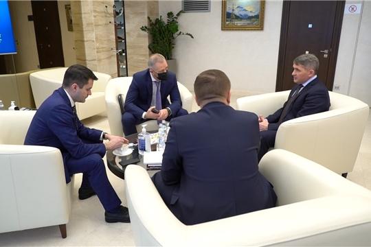 Ростех и Чувашия договорились о совместных проектах в сфере цифровых технологий и здравоохранения