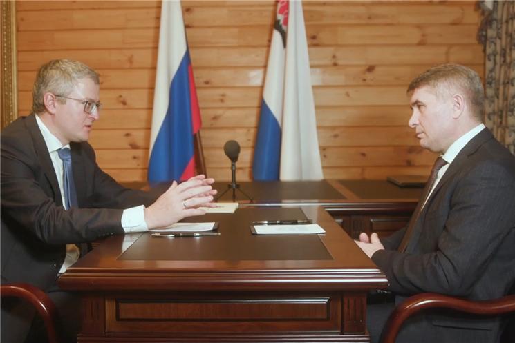 Главы Чувашской Республики и  Камчатского края обсудили основные направления возможного взаимодействия