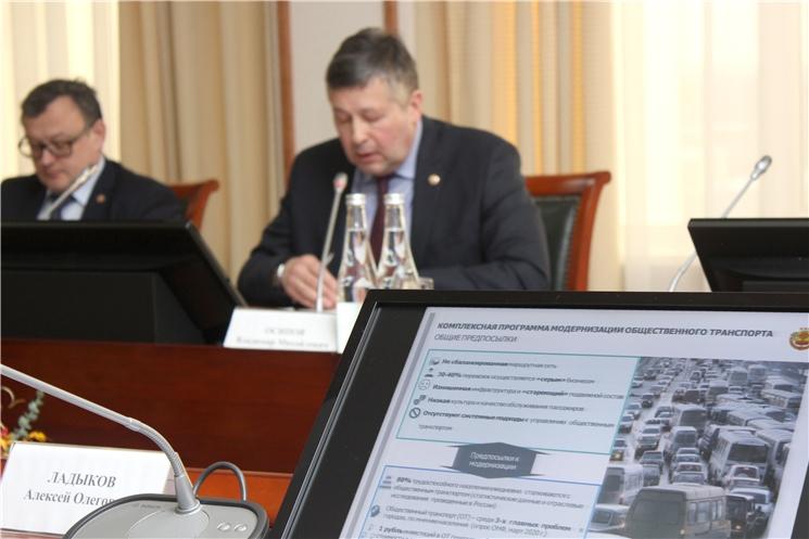 Презентация транспортной реформы