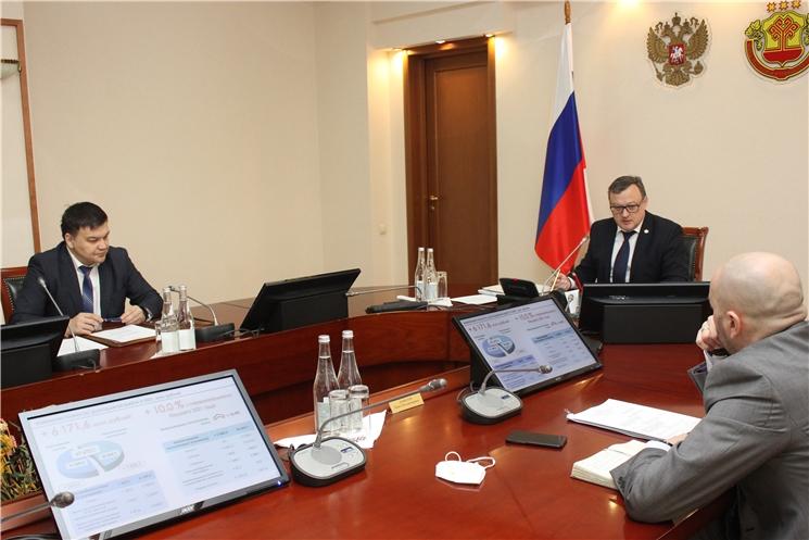 Бюджет Чувашской Республики на 2021 год увеличивается по доходам на 6,2 млрд рублей