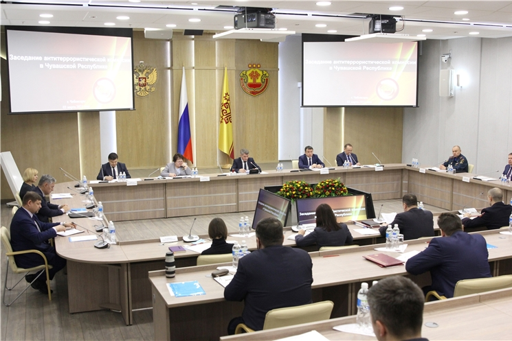 Антитеррористическая комиссия рассмотрела эффективность мер по нераспространению идей терроризма