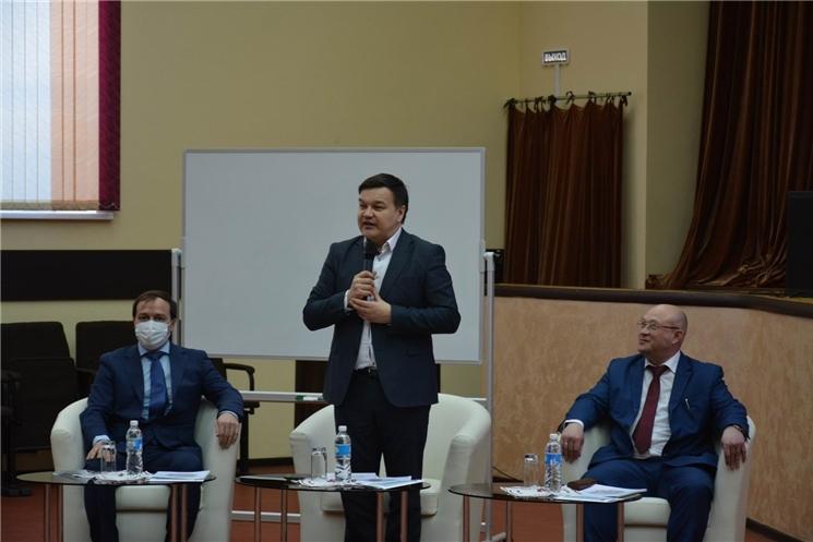 Состоялся очередной обучающий семинар для глав администраций муниципалитетов