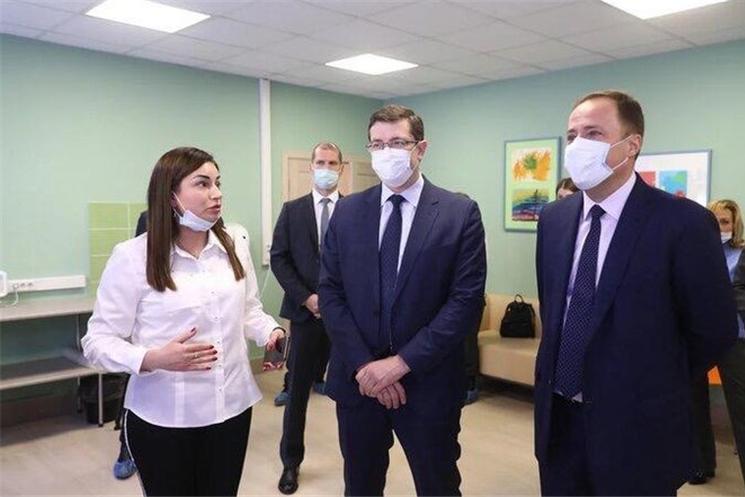 В Нижегородской области открылся уникальный для ПФО Ресурсный центр социальной поддержки людей с расстройствами аутистического спектра