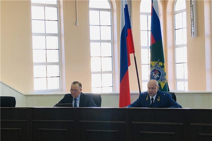 Геннадий Федоров провел координационное совещание с руководителями территориальных органов федеральных органов исполнительной власти