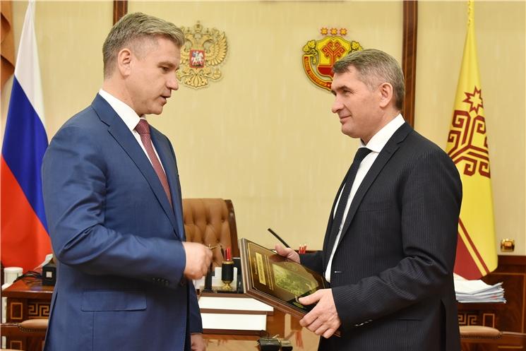 Чувашии вручили диплом за второе место в конкурсе «Российское дерево года–2020»