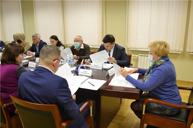 Общественный совет при Администрации Главы Чувашской Республики поддержал учреждение республиканского почетного звания в области журналистики