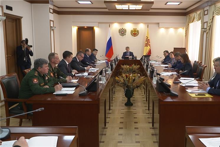 На совещании обсудили предварительные итоги социально-экономического развития республики за 1 квартал 2021 года