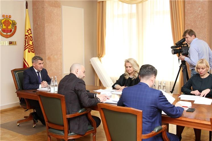 В Доме правительства прошло совещание по вопросу строительства мемориального комплекса «Строителям безмолвных рубежей»