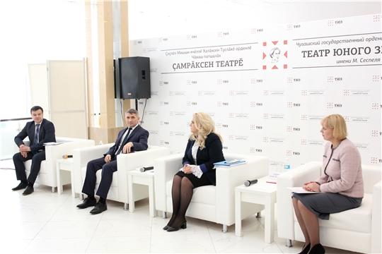 Встреча по вопросу сохранения и развития чувашского языка