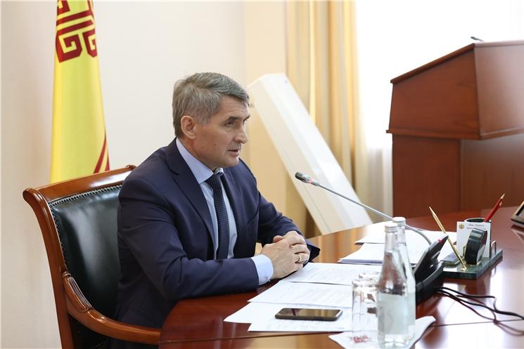 Олег Николаев анонсировал включение Чувашии в пилотный проект в области электроэнергетики