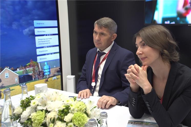 На полях Петербургского Международного Экономического Форума  обсудили  ключевые вопросы развития отрасли.