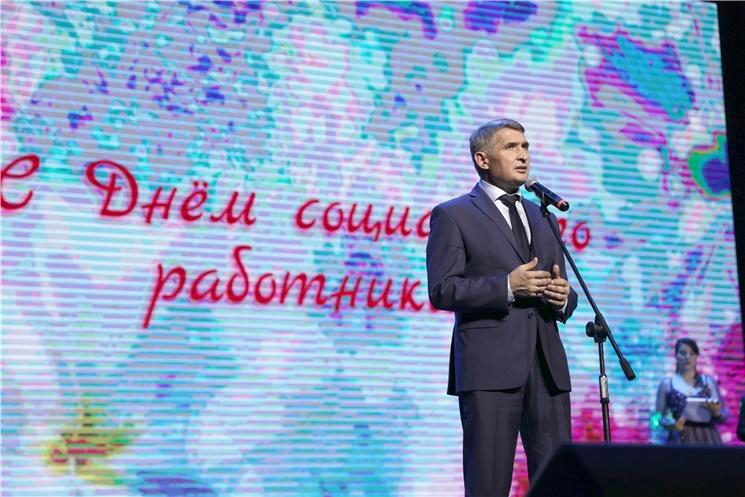 Олег Николаев: «Государство должно идти с формами поддержки к человеку»