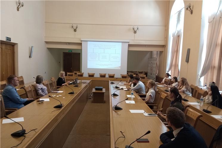 Проведено обучение государственных гражданских служащих Чувашской Республики