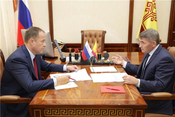 Олег Николаев: СПИК 2.0 будет подписан на международной промышленной выставке «Иннопром»