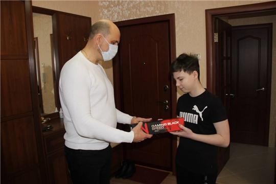 Алексей Мурыгин принял участие в акциях волонтерского центра «Единой России»