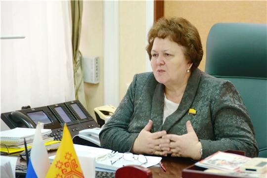 Руководством Госсовета обсуждены планы работы парламента на текущий год