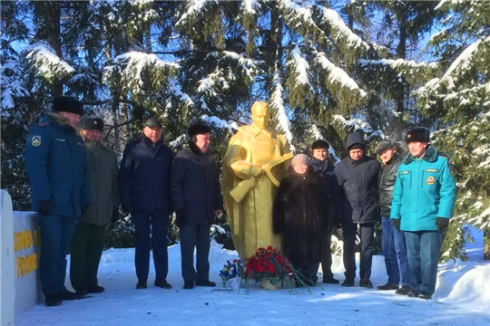 Альбина Егорова: «День защитников Отечества – это, прежде всего праздник тех, кто знает высокую цену мира»