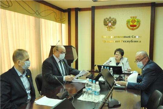 Руководством Госсовета обсужден план работы парламента на март