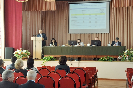 Альбина Егорова приняла участие в отчетном собрании Чувашпотребсоюза