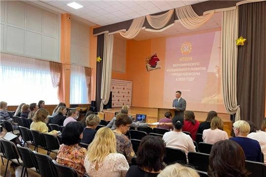 Депутат Госсовета Николай Николаев проводит встречи с трудовыми коллективами