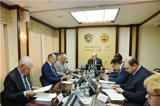В Госсовете обсудили вопросы совершенствования налогового законодательства республики