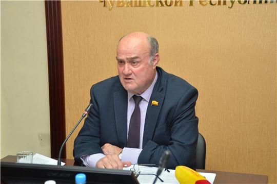 «Круглый стол» на тему «Вопросы совершенствования налогового законодательства Чувашской Республики»