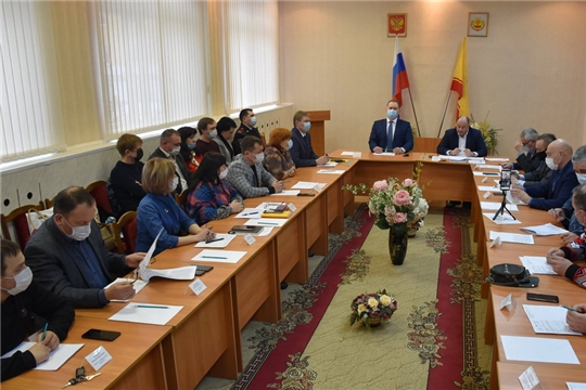 Внеочередное заседание Собрания депутатов
