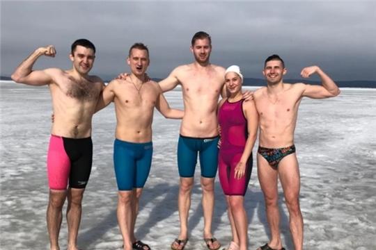 В Петрозаводске завершился открытый чемпионат России по зимнему плаванию