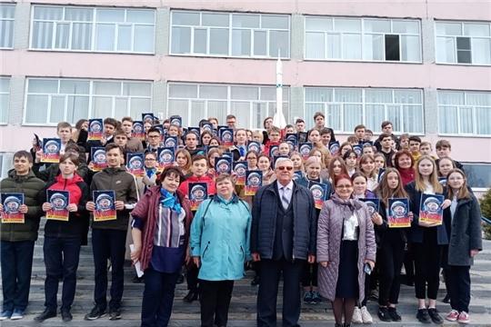 Мероприятия в День космонавтики в МБОУ «СОШ №6»