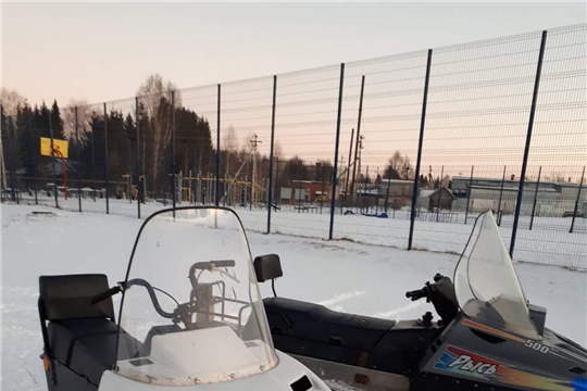 Безопасная эксплуатация снегоходов