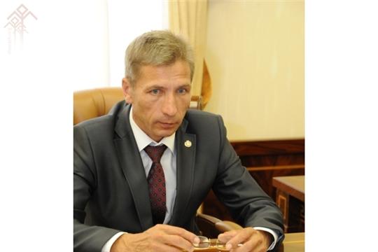 Димитриев В.П. доложил об итогах технических осмотров самоходной техники  в 2020 году и эксплуатации аттракционов на территории Чувашской Республики на еженедельном совещании у Главы Чувашской Республики.