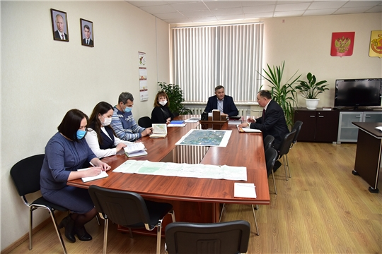 Ибресинский район с рабочим визитом посетил исполнительный директор Совета муниципальных образований Чувашской Республики Станислав Николаев