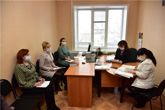 Состоялось заседание комиссии по делам несовершеннолетних и защите их прав при администрации Ибресинского района