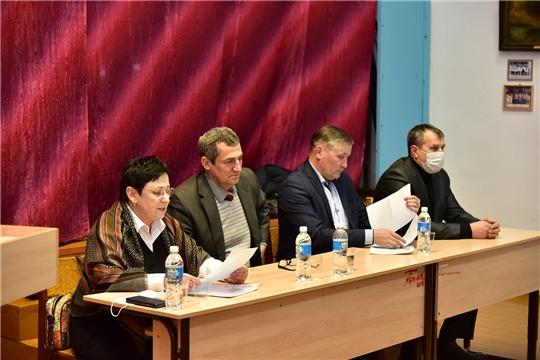 Отчет главы Ибресинского городского поселения