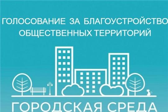 В Ибресинском районе пройдет голосование за выбор дизайн проектов благоустройства территорий
