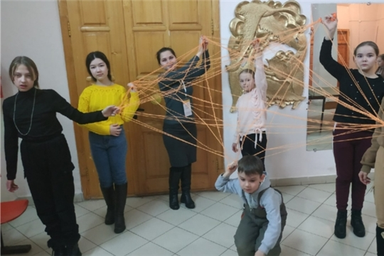 Год, как #МЫВМЕСТЕ: присоединились к всероссийской акции «Оранжевая нить»