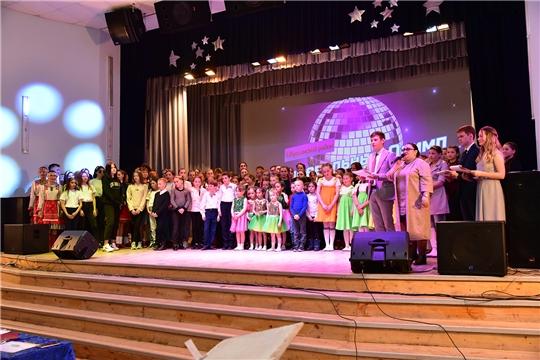 Танцевальный олимп 2021 в Ибресинском районе