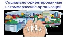 Информационная поддержка социально ориентированных НКО