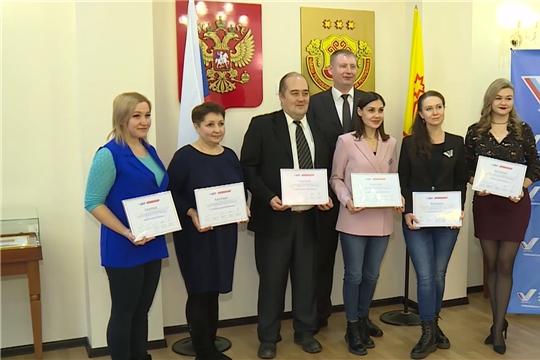 Лауреатами премии Общероссийского народного фронта стали 6 журналистов Чувашии
