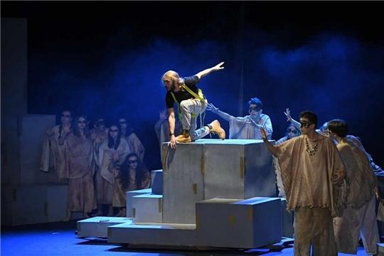 В эфире Национального телевидения Чувашии покажут спектакли победителей фестиваля «Театральное Приволжье»