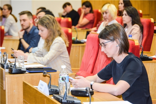 Семинар для пресс-служб органов власти Чувашской Республики
