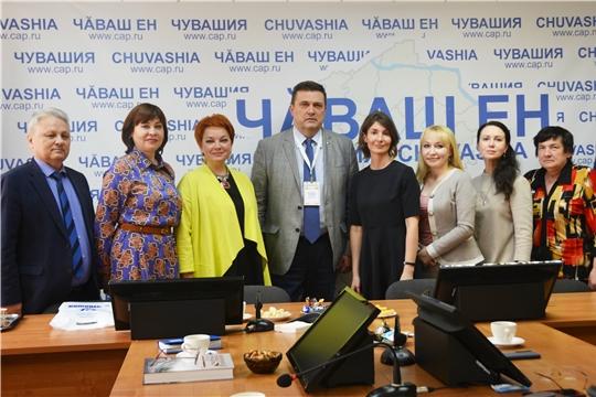Встреча Владимира Соловьёва с руководителями региональных СМИ