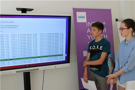 Выпускники IT-Куб.Канаш защитили проекты в области искусственного интеллекта