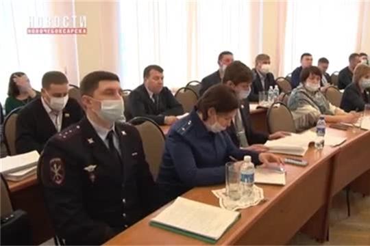 Собранием депутатов города Новочебоксарск рассмотрен вопрос о передаче полномочий по осуществлению муниципального финансового контроля