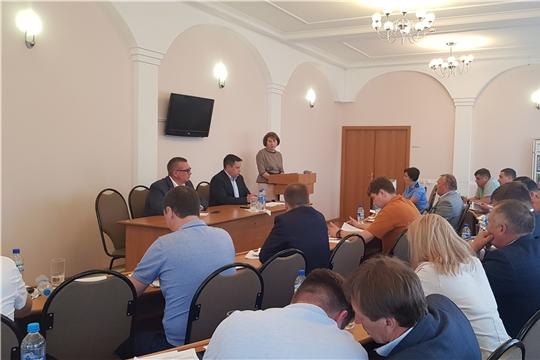 Отчеты об исполнении бюджетов г. Новочебоксарск и г. Алатырь рассмотрены депутатами