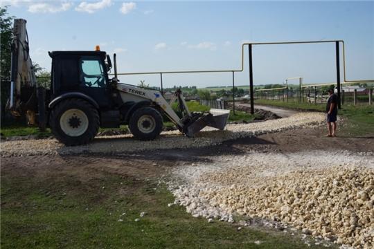 Чичканское сельское поселение: проекты развития общественной инфраструктуры, основанные на местных инициативах, реализуются